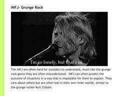 INFJ as a music genre
