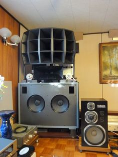 Pro Audio Speakers, Audiophile Speakers, Monitor Speakers, Best Speakers, Hifi Audio, Built In Speakers, Jbl Subwoofer, Loudspeaker, Audio System