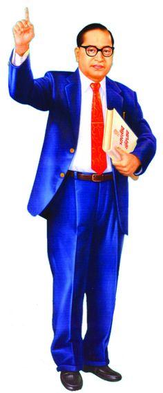 Download Image Result For Ambedkar Standing Photos - Dr Ambedkar Photos Hd Download PNG Image with No Backgroud - PNGkey.com