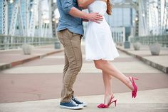 Here & Now: Nashville Engagement Photos