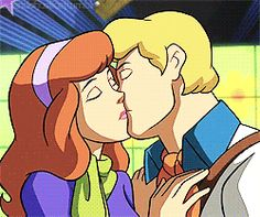 Fred & Daphne. Been waiting my whole body for this moment