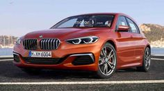 2019 BMW 1 Series render sees into the hatch's FWD future #BMW #1Series #hatchsFWDfuture #Cars