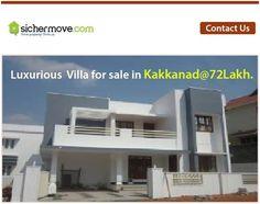 New (3736.38 per Sq.Ft) 3BHK Independent Villa for sale Kakkanad@72 Lakh. More Details:http://goo.gl/PleWvj
