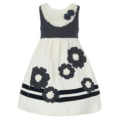 Richie House Big Girls Dress with Embroidery and Crochet RH11441011FBA *** Check out this great product.