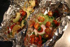 Sim kookt: Vispakketje van Jamie Oliver Heerlijk en nog beter met kabeljauw vd visboer http://www.simkookt.nl/your-favorite-vispakketje-uit-de-oven/
