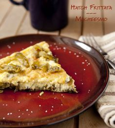 Hatch Chile Frittata