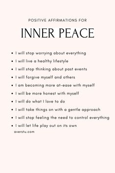 30 Bright Affirmations and Helpful Reminders For Positive Living 30 Bright Affirmations and Helpful Reminders For Positive Living Positive Affirmations For Inner Peace<br> Vie Positive, Positive Affirmations Quotes, Self Love Affirmations, Positive Living, Affirmation Quotes, Positive Quotes, Positive Thoughts, Affirmations For Success, Morning Affirmations