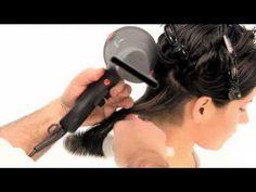 Cómo secar y marcar el pelo- Curso de Técnico en Peluquería de CCC