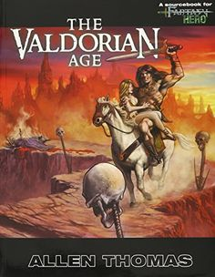Img0247g 12001600 sword sorcery dark fantasy the valdorian age fantasy hero this setting book for fantasy hero details the epoch after the turakian age a time of swords and sorcery sword wielding fandeluxe Choice Image