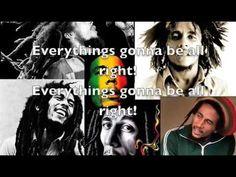 Bob Marley- No Woman No Cry (with lyrics)