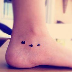 #bird #tattoo