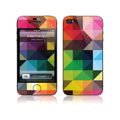 GelaSkins iPhone Skin Intermezzo   now featured on Fab.