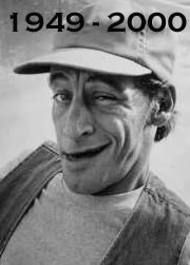 Jim Varney - The first commercial featuring Varney as the character Ernest, filmed in 1980, was to advertise an appearance by the Dallas Cowboys Cheerleaders at Beech Bend Park.The character was franchised for use in markets all over the country.Braum's,Purity Dairies and Oakhurst Dairy ran commercials.