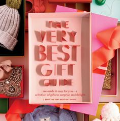 And I want every single thing from the JCrew gift guide. Better start being a good girl.