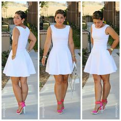 Mimi g style dresses Look Fashion, Diy Fashion, Fashion Dresses, Womens Fashion, Fashion Sewing, Cute Dresses, Cute Outfits, Prom Dresses, Diy Couture
