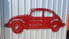 Visiting the team at Amberley Automative today. To borrow a 6v charger as some left Doris' lights on and ran her battery flat.  #volkswagen #vw #vwnz #VWNewZealand #VWBeetle #beetle #adventureswithdoris #dorisvw #gayvolkswagen #gayvwlovers #volksgays #NewZealand #CanterburyVW #aircooled #aircooledvw #BeetleVW #vdub #instacar #käfer #kombi #vintagecar #classiccars #redbeetlevw #redbeetle #vwbuddies #vwlove #mechanic