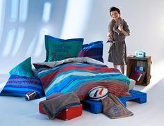 zauberhafte kinderbettwäsche von catimini. frisch, fröhlich, frei ... Comforters, Blanket, Champions, Home, Decor, Bedding, Textiles, Duvet, Slipcovers