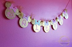 Pink & Gold Minnie Mouse Birthday Decoration Or by TheGlitterParty