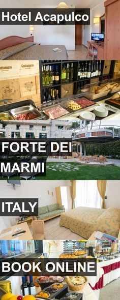 Hotel Hotel Acapulco in Forte dei Marmi, Italy. For more information, photos, reviews and best prices please follow the link. #Italy #FortedeiMarmi #HotelAcapulco #hotel #travel #vacation