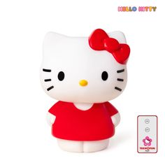 Hello Kitty Light-up figurine Bandai Namco Entertainment, Led Lamp, Sanrio, Light Up, Hello Kitty, Pokemon, Usb, Girly