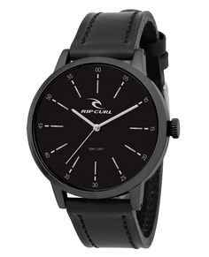DRAKE MIDNIGHT LEATHER WATCH | RIP CURL