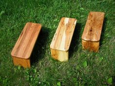 Stillpoint Woodworks meditation benches. I have one in ash, and it's absolutely perfect.