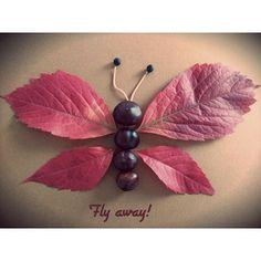Fly away little butterfly! #flowleaf2015
