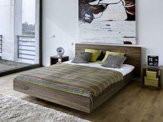 holzbett modern. Black Bedroom Furniture Sets. Home Design Ideas