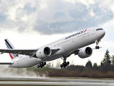 Air France : cabines COI, salon à Orly et Air France, Virgin Atlantic, British Airways, Airbus A380, Boeing Aircraft, Jets Privés De Luxe, Paris Orly, Boeing 777 300, Jet Privé