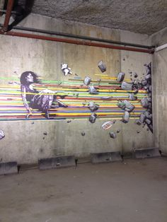 Brusk - nuit blanche 2014 Paris