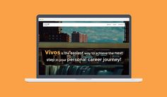 website VIVOS.ME The Next, It Works, Career, Journey, Website, Carrera, The Journey, Nailed It