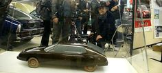 OG   1974 Citroën CX - Projet L   Early scale wooden mock-up with Robert Opron