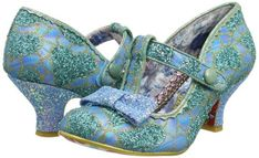 Irregular-Choice-Lazy-River-Blue-Gold-Womens-Ankle-Bar-Heels