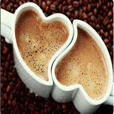Heart Coffee Mugs