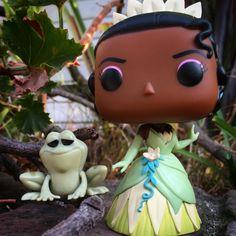 The Princess and the Frog Funko Pop Dolls, Funko Pop Figures, Pop Vinyl Figures, Funko Pop Display, Disney Stuffed Animals, Funk Pop, Disney Pop, Pop Toys, Pop Characters