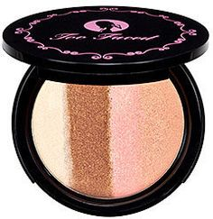 Too Faced Caribbean In A Compact - Snow Bunny