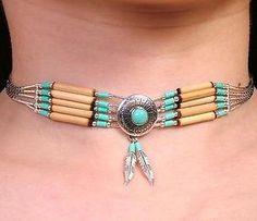 Colliers Chokers, Amérindiens Art, Collier Amérindien, Bijoux Amérindiens,  Bijoux Ethniques, Accessoires, Bijoux D\u0027inspiration, Bijoux Américain,