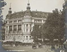 Magasin du Printemps - Promenades dans Paris. 1889 / Photographies réunies par le baron De Vinck