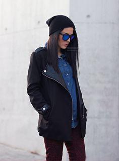 Fashion Crack: RETRO SUPER FLAT TOP REVO MIRRORED LENS SUNGLASSES 8090