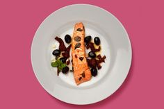 Four recipes for salmon: Italian, Indian, Asian and Rick Stein's grilled salmon with curly kale Salmon Recipes, Seafood Recipes, Rick Stein, Italian Olives, Sea Bass, Salmon Fillets, Grilled Salmon, Roast Chicken, Fish And Seafood
