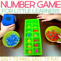 At the beginning of the year it's numbers, numbers, numbers. We work hard to build strongnumber senseskills right from the first week of school. It's also the time that we work hard to establish and build relationships with classmates and learn to work with one another. That's why today's post is an easy number game ... Read More about Easy Number Game for Kindergarten