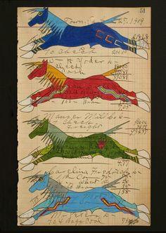 Equestrian Art on Pinterest