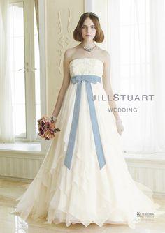 オリジナルドレス ブライダルコレクション JILLSTUART WEDDING[ジル スチュアート ウェディング]