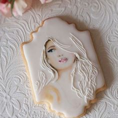 Sweets Art, Paint Cookies, Frost, Disney Characters, Fictional Characters, Aurora Sleeping Beauty, Disney Princess, Cookies, Fantasy Characters