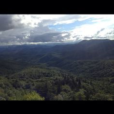 I love these mountains #blueridge #northcarolina