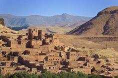 Marrakech Atlas Mountains