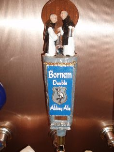 Bornem Double Abbey Ale (beer), beer brewed on behalf of the Cistercian abbey of Bornem, heirs of the Cistercian abbey of Hemiksem (Belgium).
