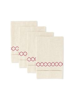 D.L. Rhein Set of 4 Clover Link Guest Towels, http://www.myhabit.com/ref=cm_sw_r_pi_mh_i?hash=page%3Dd%26dept%3Dhome%26sale%3DA1J26TDW0KGHR8%26asin%3DB008DJ82LY%26cAsin%3DB008DJ82TG