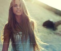 Ahhhh... long hair.