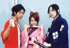 samurai champloo cosplay
